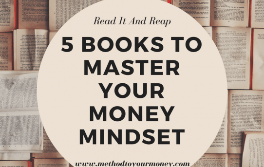 money personal finance debt investing edmonton money top books mindset