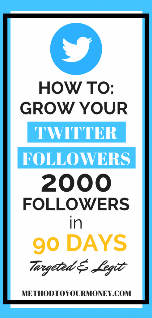 Learn how to grow your Twitter following fast with targeted, authentic followers.