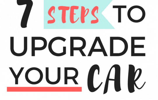 If your looking for tips, tricks and ideas to save money to upgrade your car or vehicle, look no further. This post shows you how to buy a used car and upgrade it every year until you're riding in style.